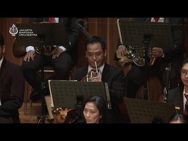 STRAVINSKY | The Firebird / Rebecca Tong · Jakarta Simfonia Orchestra