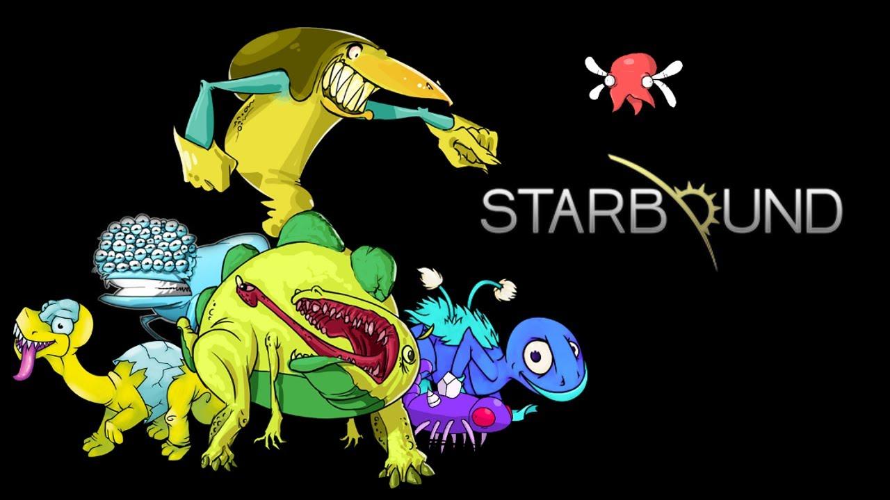 starbound stuff random monster generator youtube