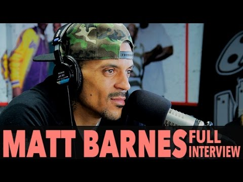 Matt Barnes on Rihanna Scandal, Being Traded, Divorce, And More! (Full Interview) | BigBoyTV