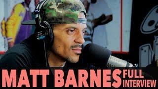 Matt Barnes on Rihanna Scandal, Being Traded, Divorce, And More! (Full Interview) | BigBoyTV