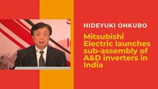 Mitsubishi Electric launches
