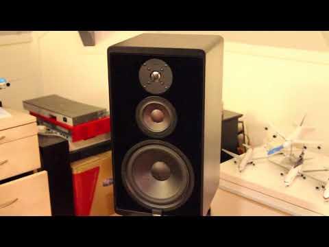 Canton Karat 40 Speaker test