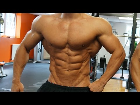 RYAN TERRY'S 6 MINUTE ABS WORKOUT