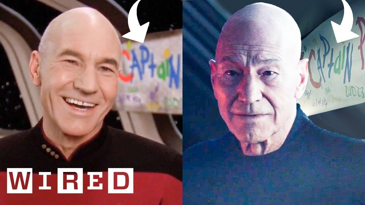 Every Star Trek: Picard Easter Egg Explained