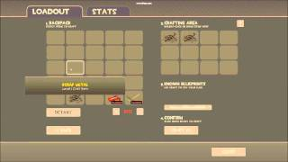 TF2 - Crafting a hat only from flare guns!