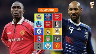 Footballers Who Have Played For More Than 10 Clubs ⚽ Football Journeyman ⚽ NOT ACTIVE ⚽ Footchampion