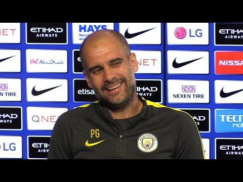 Pep Guardiola Full Pre-Match Press Conference - Arsenal v Manchester City