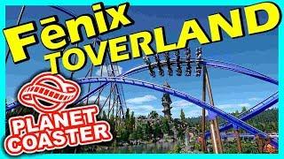 Fēnix (Toverland) - Da will ich hin!  | PARKTOUR - Planet Coaster
