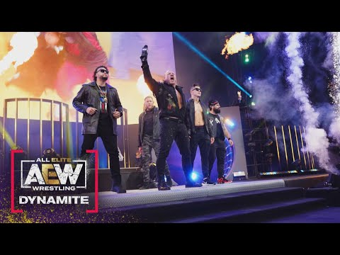 THE IMMORTAL PROMO The Inner Circle is Back in Black | AEW Dynamite, 4/ 7/21