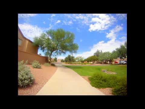 Phoenix Arizona Canal Trails