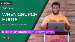 When Church Hurts (Bible Study Online)