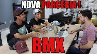 NOVA MARCA APOIANDO O BMX !