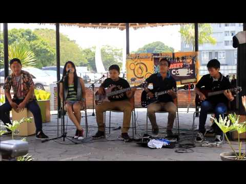 TheSilver -  Pasti Cemburu acoustic (Gecko cover)
