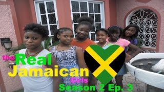 Real Jamaican Girls Got Problems