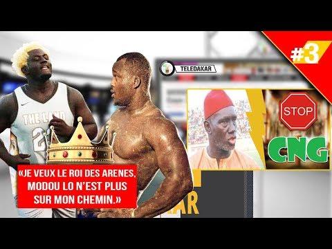 ACTU LAMB #3 / Balla Gaye refuse d'accorder à Modou sa revanche, Mbaye Guye déclare la guerre au CNG