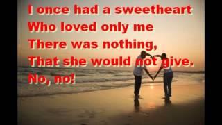 WITHOUT LOVE w/lyrics