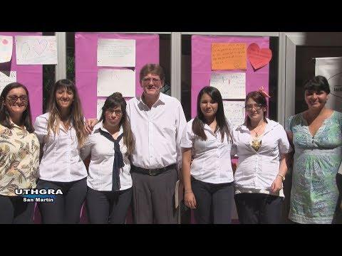 UTHGRA San Martín Día de la Mujer 2018