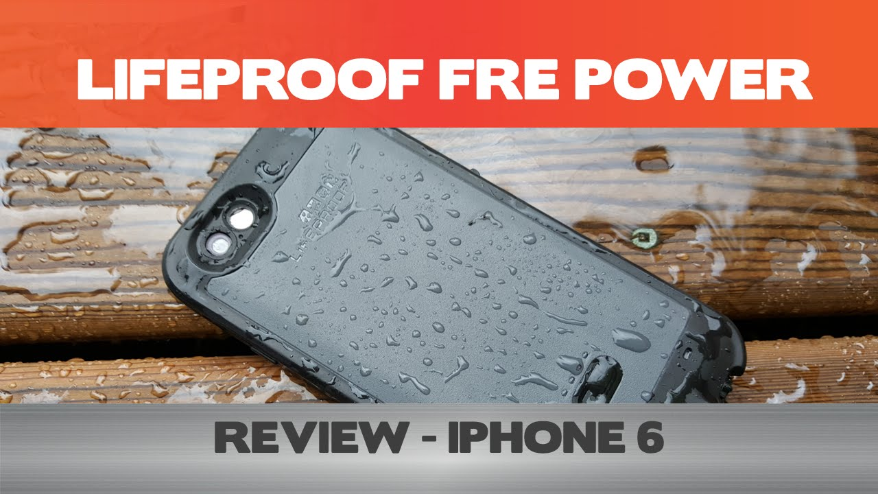 Iphone  Fre Power Case