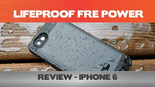 Feel the POWER! - LifeProof Fre Power Review -  iPhone 6 battery cases(, 2015-06-04T13:09:39.000Z)