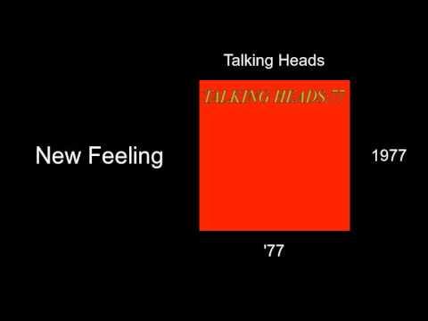 Talking Heads - New Feeling - '77 [1977] mp3
