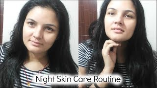 My Quick and Easy Night Skin Care Routine For Acne, Anti aging, Blemish Free Skin | InsideBeautyNo1