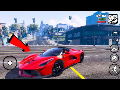 Ferrari LaFerrari Aperta Premium Cars GTA SA Android and PC Download - HD Quality Cars GTA SA - 동영상
