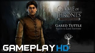 "Game of Thrones: A Telltale Games Series - Episode 1 ""Iron From Ice"" Gameplay (PC HD)"