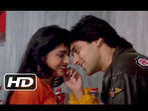 Aaja Shaam Hone Aayi - Maine Pyar Kiya - Salman Khan, Bhagyashree - Classic Old Hindi Songs