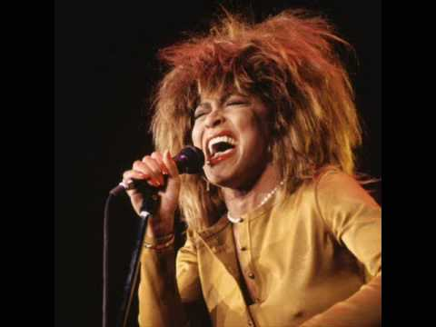 "Tina Turner  ""Rock me Baby"""