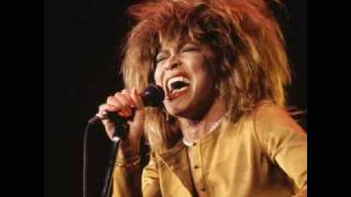 "Tina Turner  ""Rock me Baby"""