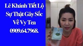 Trà Giảm Cân Vy Tea Có Tốt Không – Lê Khánh Tiết…