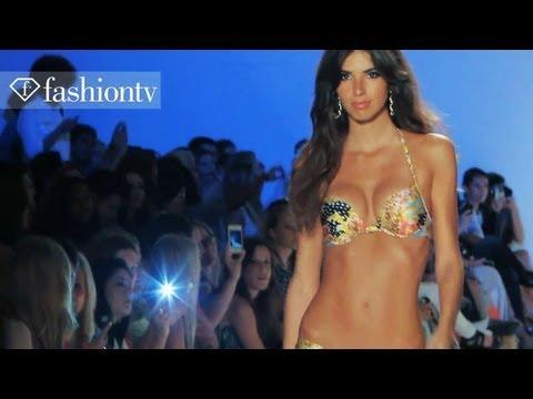 Luli Fama Swimwear Show at Miami Swim Fashion Week Summer 2013 ft Bikini Models | FashionTV