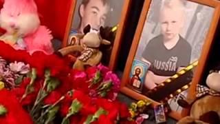 Теракты в Волгограде. Памяти жертв терактов в Волгограде 29 и 30 декабря 2013 года. Олег Улитин