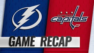 Hedman scores in OT, Lightning top Capitals