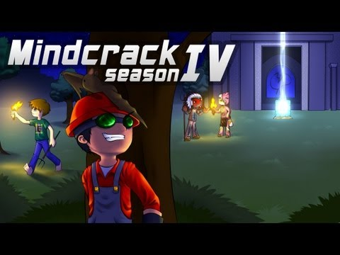 Mindcrack Season 04 Episode 010 (Oh What's This?  What's That Over There?)