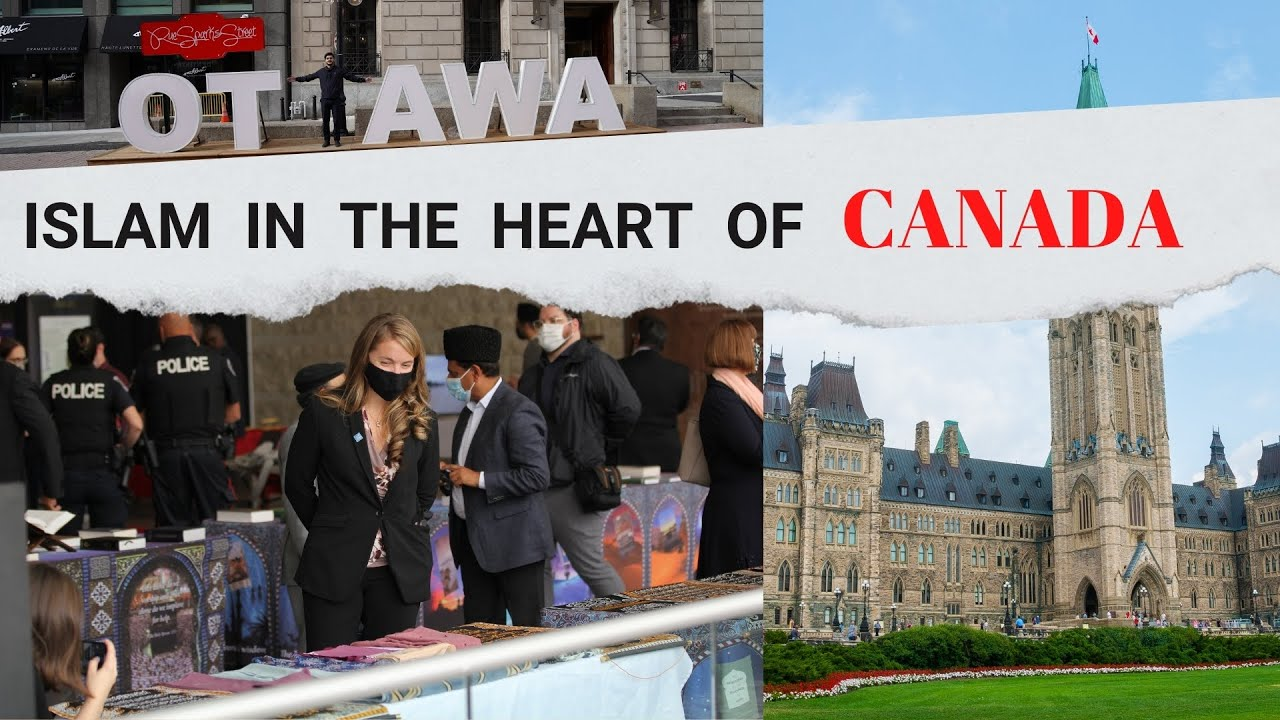 Islam in the Heart of Canada
