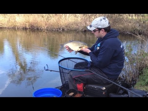 Float Ledgering For Bream & Skimmers - Part One