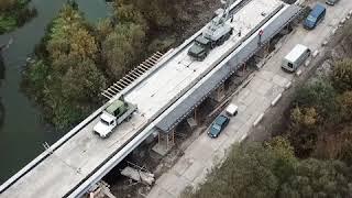 Ремонт доріг: Траса Н-03 Житомир - Чернівці