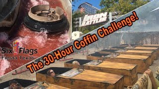 The Six Flags 30-Hour Coffin Challenge & A Blood-Filled River! | SFFT Ep. 3