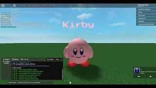 Roblox Kirby Script Fe
