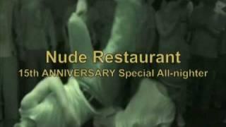 Northern Soul 15th Nude Restaurant Japan Kobe Kansai 2009