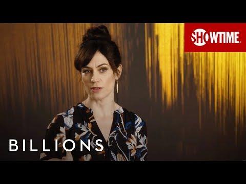 Sneak Peek w Maggie Siff  Billions  Season 3