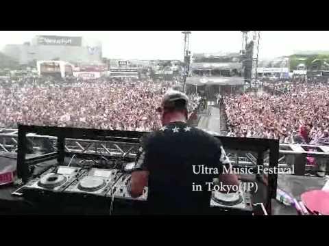 HACKJACK, Daishi Dance - ID (Ultra Music Festival Tokyo Japan 2016)