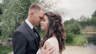 Свадьба на природе. Самое нежное свадебное видео Саши и Лики. Видео свадьбы в имение Власовъ Харьков