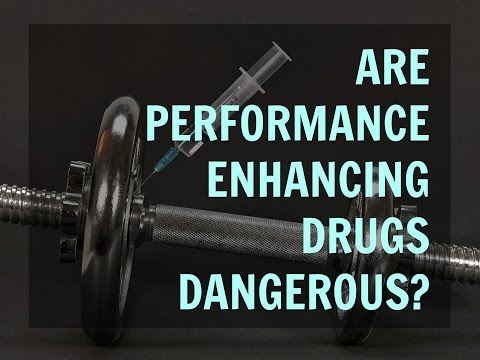 Are Performance-Enhancing Drugs Dangerous?