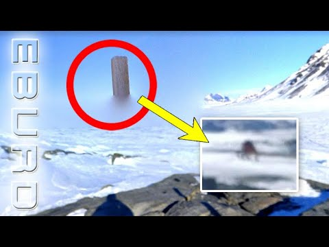 Monolith in der Antarktis auf Rothschild Insel aufgetaucht - Markiert er den Eingang zur Hohlwelt?