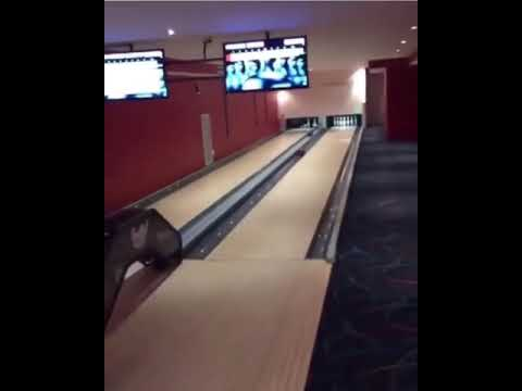 Hood Bowling, Throws Bowling Ball At TV Meme