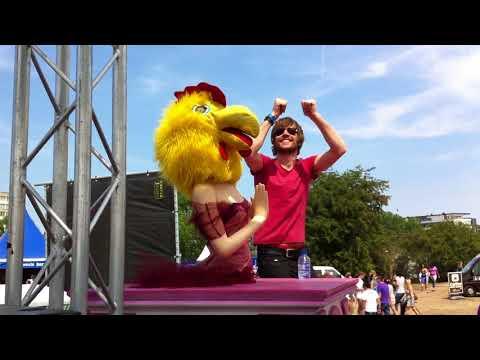 Jay Baron , El Salvo, Giel Beelen -  Free Your mind Festival 2011