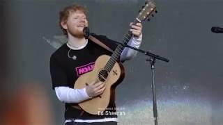 Gambar cover Ed Sheeran Happier Live in KOREA 2019
