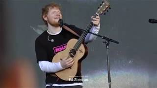 Ed Sheeran - Happier @ Live in KOREA 2019